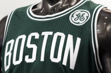 Así será la publicidad en la camiseta de los Boston Celtics