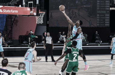 Crónica Heat-Celtics: Miami aprieta por la tercera plaza del Este