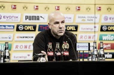 Borussia Dortmund, Bosz rischia l'esonero | www.twitter.com (@BVB)