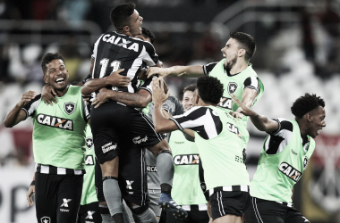 Foto: Vitor Silva/SS Press/Botafogo