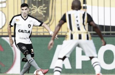 <div>Foto: Vitor Silva | SSPress | Botafogo<br></div>