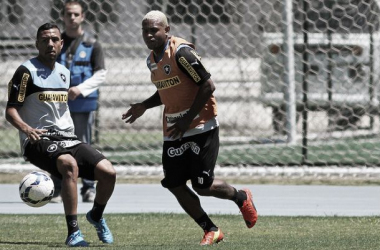 Jobson foi o destaque do treinamento desta terça-feira (Foto: Divulgação/Botafogo)