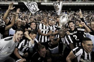 Botafogo vence Macaé e conquista oitavo título da Taça Guanabara