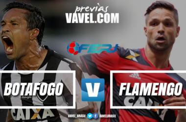 Botafogo encara Flamengo buscando se manter vivo na Taça Guanabara