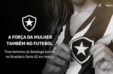 (Reprodução/Instagram Botafogo)