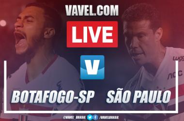 Gol e melhores momentos para Botafogo-SP 1x0 São Paulo pelo Campeonato Paulista 2020
