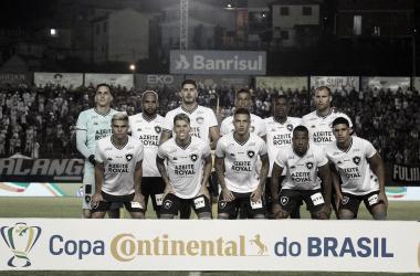 Desfalcado e ainda sem Honda, Botafogo enfrenta o Náutico pela Copa do Brasil