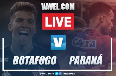 Gol e melhores momentos Botafogo 1x0 Paraná pela Copa do Brasil 2020