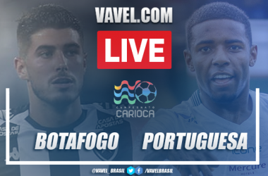 Gols e melhores momentos para Botafogo 1 x 1 Portuguesa-RJ pelo Campeonato Carioca