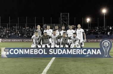 Botafogo aproveita vantagem numérica e vence Sol de América no Paraguai