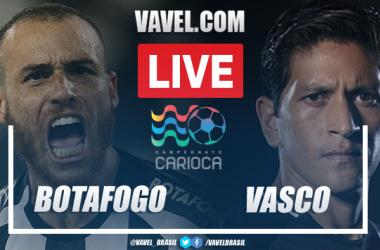 Gol e melhores momentos Botafogo x Vasco pelo Campeonato Carioca 2021 (0-1)