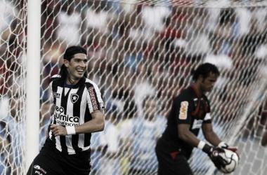 Em 2010, Botafogo desbancou 'Império do Amor' e foi campeão da Taça Rio em cima do Flamengo