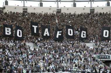 Botafogo divulga plano de sócio para as partidas do Campeonato Brasileiro