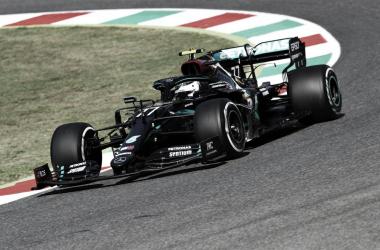 Valtteri Bottas é o mais veloz nos dois primeiros treinos livres do GP da Toscana