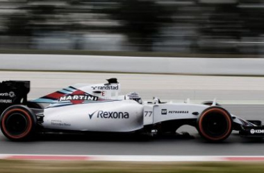 Valtteri Bottas foi o mais rápido do dia (Foto: Williams)