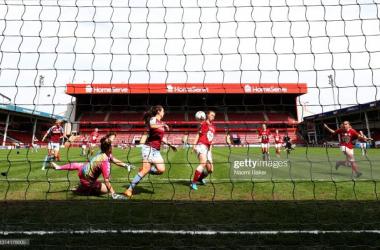 Aston Villa Women 2-2 Bristol City: Villa throw away a valuable win