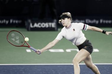 👀 Foto: Divulgação/Dubai Tennis Championships