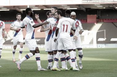 Crystal Palace vence Bournemouth e sonha com vaga em competições europeias