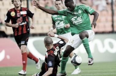 Resultado Boulogne - Saint-Etienne (4-5)