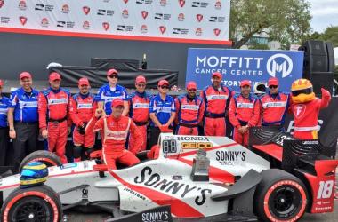 Indycar, Bourdais vince a San Petersburg