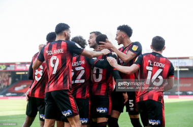 Photo by Getty Images/Robin Jones - AFC Bournemouth