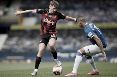 Caiu! Bournemouth vence Everton, mas não escapa do rebaixamento à Championship