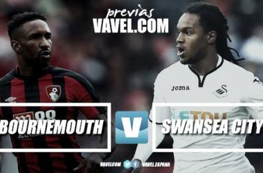 Previa Bournemouth - Swansea City: ganar el partido significa la permanencia