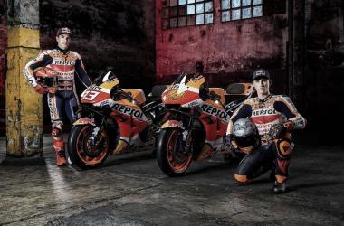 Presentación del Equipo Honda Repsol. Fuentes: motogp.com