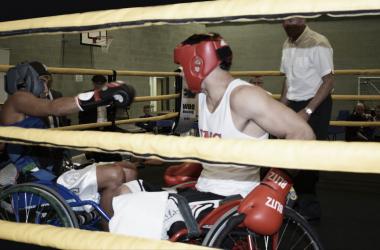 El CMB quiere abrir sus fronteras al Boxeo Adaptado (Foto: Davis Moftakhar | VICE Sports)