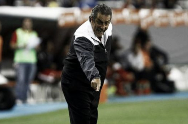 Amargo debut para Tomás Boy en Libertadores (Foto: Agencias)