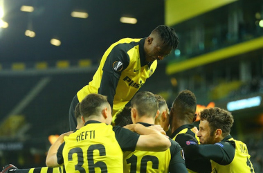 Summary and highlights of Young Boys 1-4 Villarreal in the Champions League