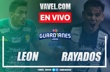 Gol y resumen del León 1-0 Rayados de Monterrey en Liga MX 2020