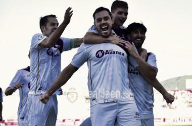 Antonio López devuelve al Real Jaén a la buena dinámica