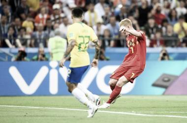 Bélgica se instaló en semifinales // Foto: Selección Bélgica