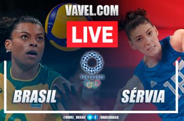 Time Brasil x Sérvia AO VIVO: onde assistir ao vôlei feminino em tempo real pelas Olimpíadas de Tóquio