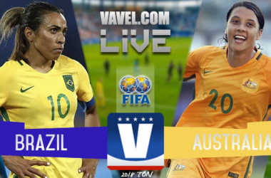 Brazil vs. Australia in 2018 Tournament of Nations (Photo: VAVEL USA)