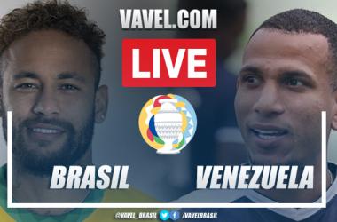 Gols e melhores momentos Brasil x Venezuela pela Copa América 2021 (3-0)
