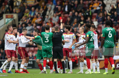 The Warmdown: Bradford City and Walsall play out an eventful draw at the Utilita Energy Stadium