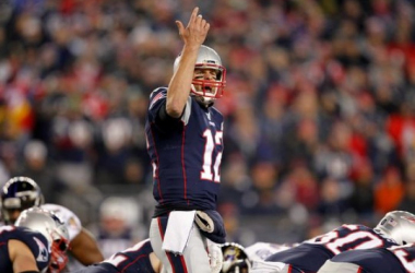 Tom Brady leads New England Patriots to victory. | Photo: USA Today Sports