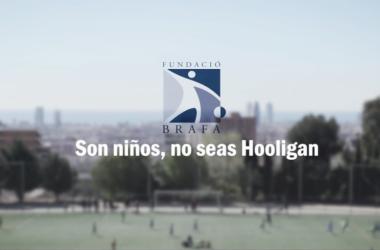 'No seas hooligan': la lucha contra la ciberviolencia en el deporte | Foto: Fundación Brafa
