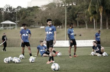 Enquanto o Braga espera aumentar distância do vice-líder Coritiba, Rubro-Negro quer continuar a boa fase na competição (Foto: Divulgação / Bragantino)