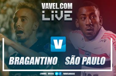 Resultado Bragantino x São Paulo pelo Campeonato Paulista 2019 (0-2)