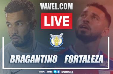 Gols e melhores momentos de Bragantino 2 x 1 Fortaleza pelo Campeonato Brasileiro