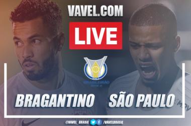 Gols e melhores momentos de Bragantino 4 x 2 São Paulo pelo Campeonato Brasileiro