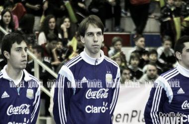 El español nacionalizado argentino hizo su debut oficial con la camiseta albiceleste (Foto: Dani Mullor)