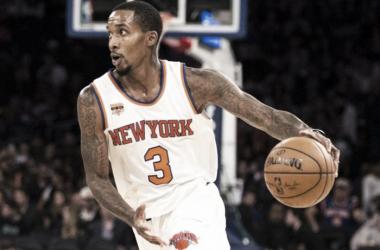 Los Knicks prescinden de Brandon Jennings