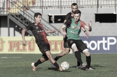 Em disputa na parte de baixo da tabela, Brasil-RS recebe Figueirense pela Série B