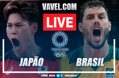 Japão x Brasil AO VIVO: onde assistir jogo pelo vôlei masculino nas Olimpíadas de Tóquio