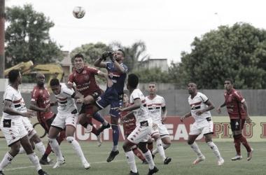 Brasil de Pelotas não sai do empate com vice-lanterna Botafogo-SP pela Série B