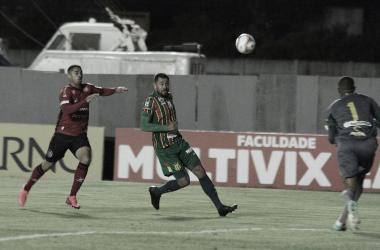 Com um a menos, Sampaio Corrêa segura empate diante do Brasil de Pelotas